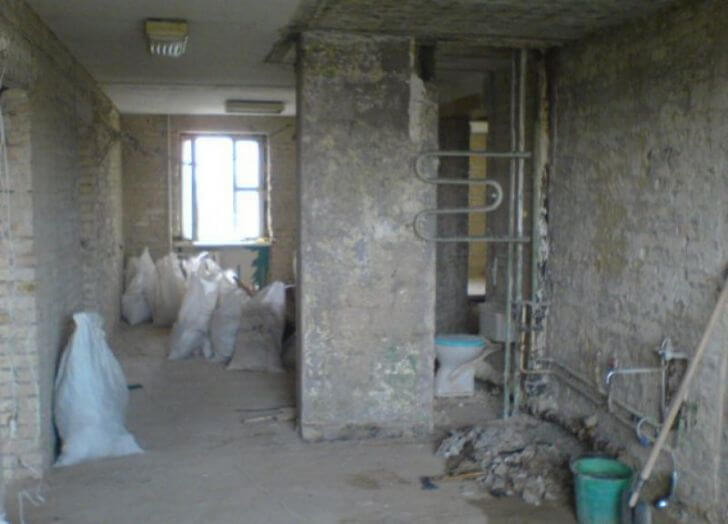 Ремонт квартир под ключ - Главная